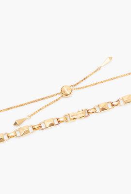 Mercer Link Necklace