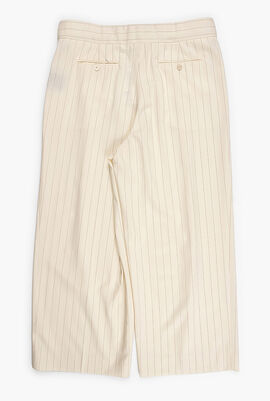 Stripes Wide Leg Pants