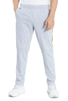 Lacoste SPORT Contrast Bands Fleece Trackpants