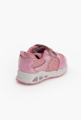 Velcro light sneakers Dakin pink