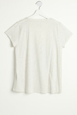 Tiny Canetille Skull T-shirt