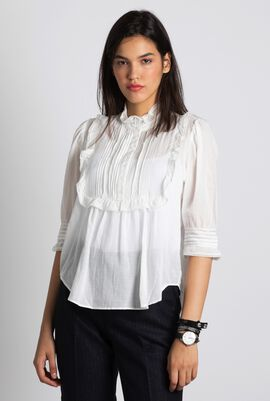 Tix Lace Shirt