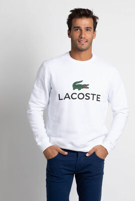 Graphic  Fleece Pullover