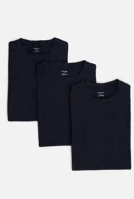 Classic Fit 3 Pack Crew Neck T-Shirts