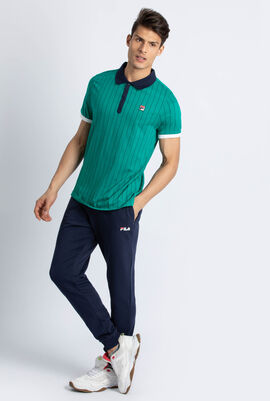 BB1 Striped Polo Shirt