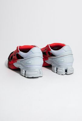 RS Replicant Ozweego Red Sneakers for Men