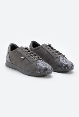 Avery Leather Sneakers