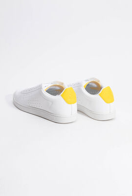 Courtset Sport Optical White/Empire Yellow Sneakers