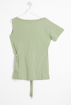 Sleeve and Sleeveless T-shirt