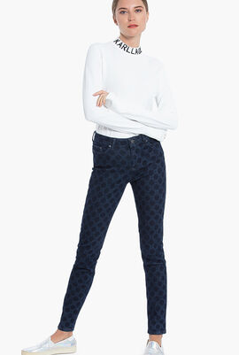 Karl Kameo Logo Jeans