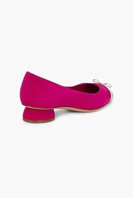 Mini Vara Bow Pump Shoe