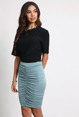 Caliga Exquisite Fitted Skirt