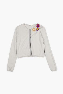 Cotton Cashmere Cardigan