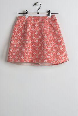 Pink Teacup Skirt