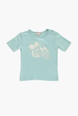 Jeffrey's Bay Print T-shirt
