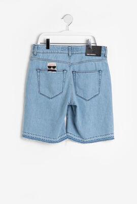Unstitched Bottom Shorts