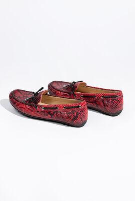 D Arethea  Shiny Loafers