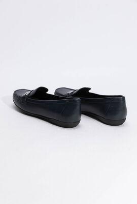 Annytah Leather Moccasin