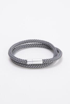 Cable Wrap Bracelet