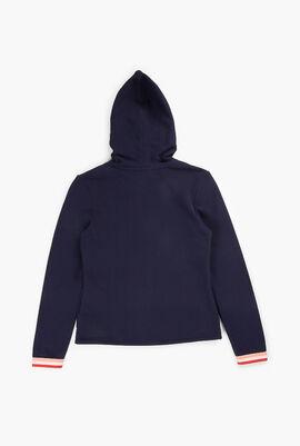 Hoodie Jacket Elasticized Cuff