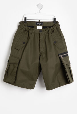 Multiple Pocket Shorts