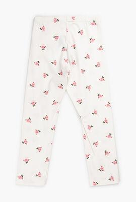 Flower Printed Leggings