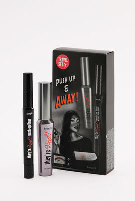 Push Up & Away Mascara & Eyeliner Travel Set