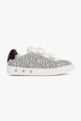 J Skylin Sequins Printed Sneakers
