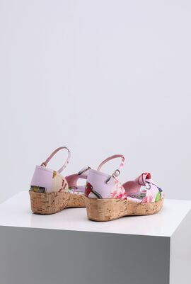 All The Lovers Wedge Sandals