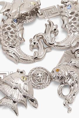 Gianni Fish Charm Bracelet
