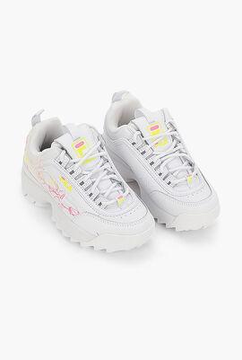 Disruptor II Floral Sneakers