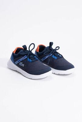 حذاء رياضي LT Dash باللونين الأزرق الفاتح والداكن