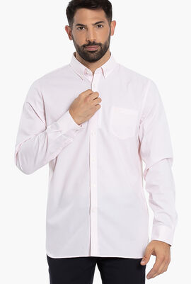 Regular Fit Cotton Long Sleeves Shirt