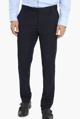 Mayfair Stretch Flannel Trousers