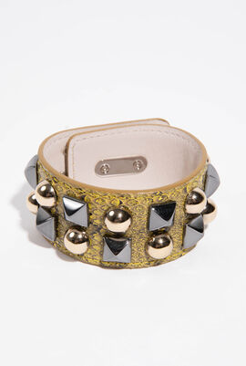 Studs Embellished Bracelet