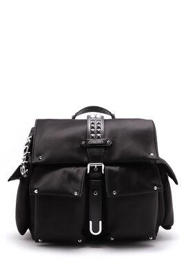 Nylon Flap Backpack
