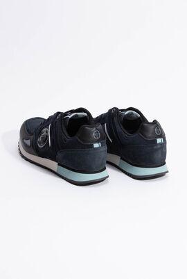 حذاء رياضي أزرق داكن Leo Mix