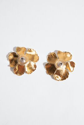 Grace Flower Stud Earrings