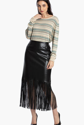 Ashley Graham x Marina Rinaldi Campania Skirt
