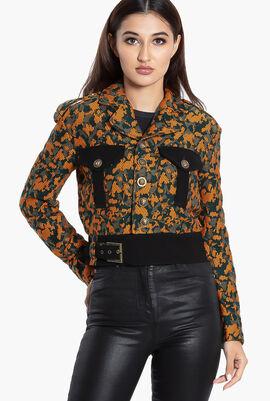 Versus Gianni Printed Jacket