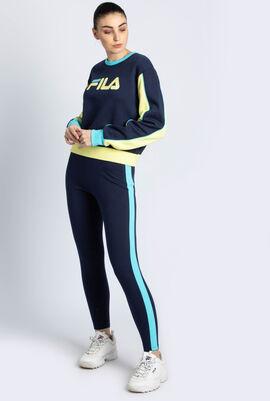 Nuria Colour Block Sweatshirt