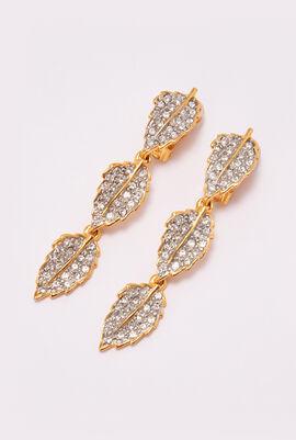 Leaves Drop Earrings