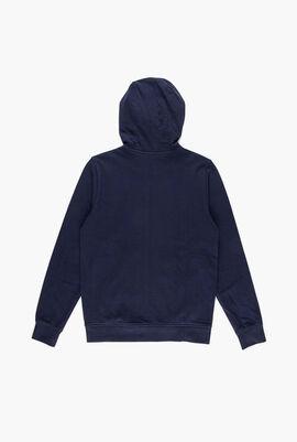 Lacoste SPORT Tennis hooded zippered Sweatshirt