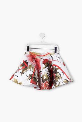 Belle Floral Skirt