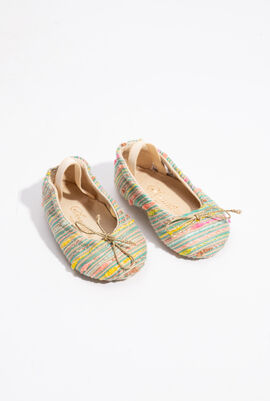 Fabric Coco Shoes