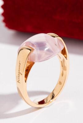 Varino Center Stone Ring