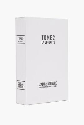TOME 2 La Legerete Eau de Toilette, 50ml