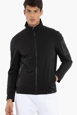 Tech Zip-up Commuter Jacket