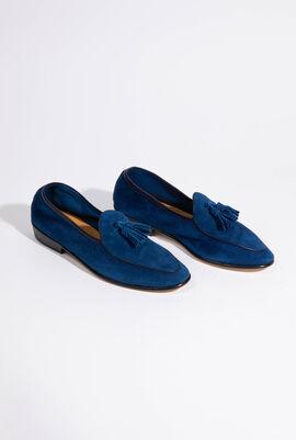 The Sagan Tassel Loafers