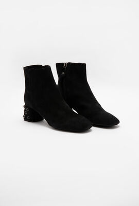 Seyla Suede Ankle Boots